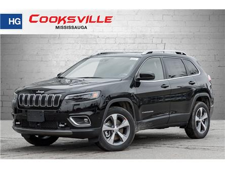2021 Jeep Cherokee Limited (Stk: MD130192) in Mississauga - Image 1 of 24