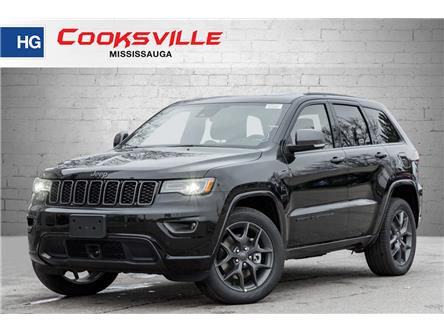 2021 Jeep Grand Cherokee Limited (Stk: MC563525) in Mississauga - Image 1 of 24