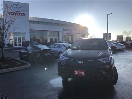 2018 Toyota RAV4 LE (Stk: P2389) in Whitchurch-Stouffville - Image 1 of 14