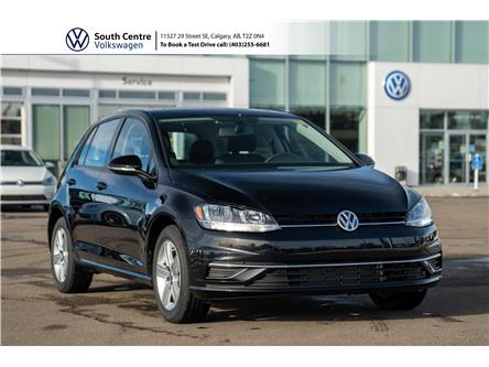 2021 Volkswagen Golf Comfortline (Stk: 10064) in Calgary - Image 1 of 36
