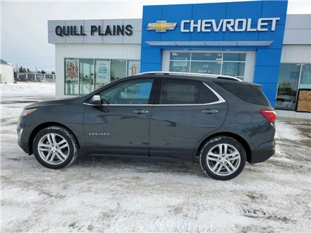 2021 Chevrolet Equinox Premier (Stk: 21T014) in Wadena - Image 1 of 23