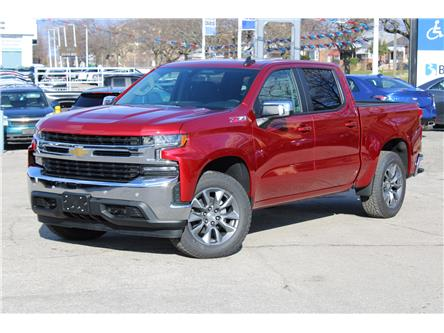 2021 Chevrolet Silverado 1500 LT (Stk: 3145679) in Toronto - Image 1 of 32