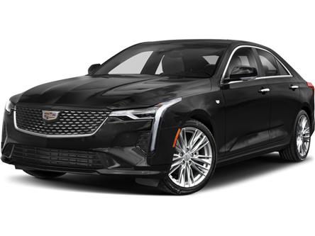 2021 Cadillac CT4 Sport (Stk: F-ZCRGB0) in Oshawa - Image 1 of 5