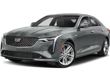 2021 Cadillac CT4 Sport (Stk: F-ZCRGBZ) in Oshawa - Image 1 of 5