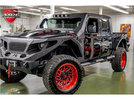 2020 Jeep Gladiator Sport S (Stk: ) in Oakville - Image 1 of 32