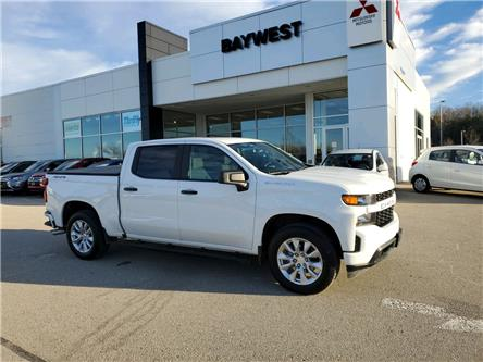 2019 Chevrolet Silverado 1500 Silverado Custom (Stk: M20136A) in Owen Sound - Image 1 of 21