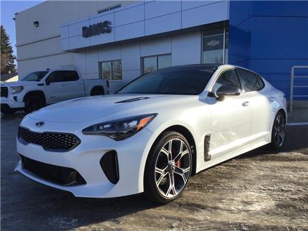 2018 Kia Stinger GT (Stk: 222843) in Brooks - Image 1 of 17
