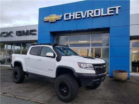 2018 Chevrolet Colorado ZR2 (Stk: 21T72A) in Port Alberni - Image 1 of 16