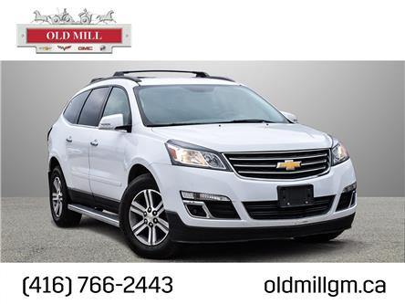 2017 Chevrolet Traverse 2LT (Stk: 168671U) in Toronto - Image 1 of 22