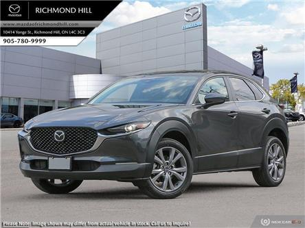 2021 Mazda CX-30 GS (Stk: 21-008) in Richmond Hill - Image 1 of 23