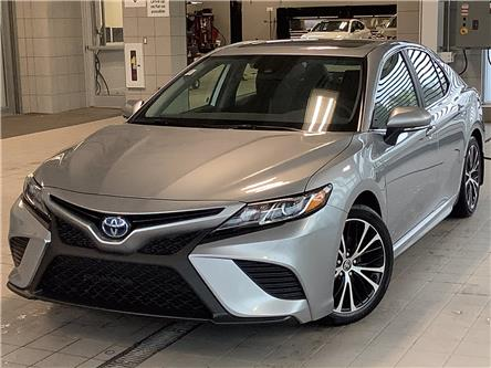 2020 Toyota Camry Hybrid SE (Stk: 22462) in Kingston - Image 1 of 27