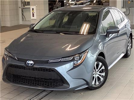 2021 Toyota Corolla Hybrid Base w/Li Battery (Stk: 22410) in Kingston - Image 1 of 24