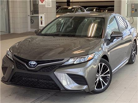 2020 Toyota Camry Hybrid SE (Stk: 22056) in Kingston - Image 1 of 29