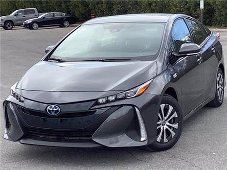 2020 Toyota Prius Prime Upgrade (Stk: 22108) in Kingston - Image 1 of 27