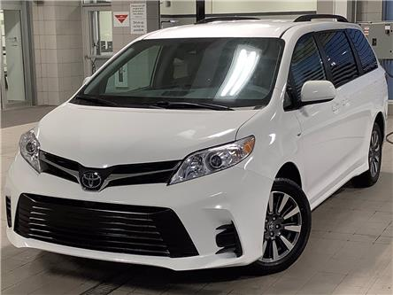 2020 Toyota Sienna LE 7-Passenger (Stk: 22523) in Kingston - Image 1 of 28