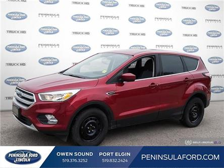 2017 Ford Escape SE (Stk: 2150) in Owen Sound - Image 1 of 24