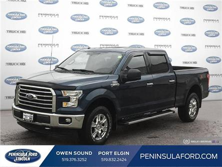 2017 Ford F-150 XLT (Stk: 20FE333A) in Owen Sound - Image 1 of 24