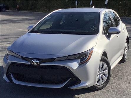 2020 Toyota Corolla Hatchback Base (Stk: 22229) in Kingston - Image 1 of 22