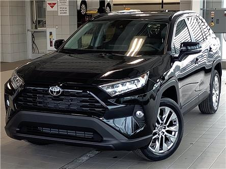 2021 Toyota RAV4 XLE (Stk: 22517) in Kingston - Image 1 of 29
