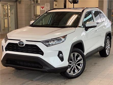 2020 Toyota RAV4 XLE (Stk: 22312) in Kingston - Image 1 of 29