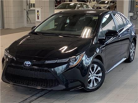 2021 Toyota Corolla Hybrid Base w/Li Battery (Stk: 22477) in Kingston - Image 1 of 26