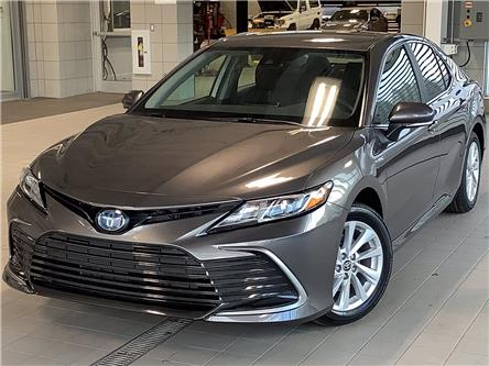 2021 Toyota Camry Hybrid LE (Stk: 22515) in Kingston - Image 1 of 25