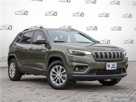 2019 Jeep Cherokee North (Stk: U1180A) in Barrie - Image 1 of 26