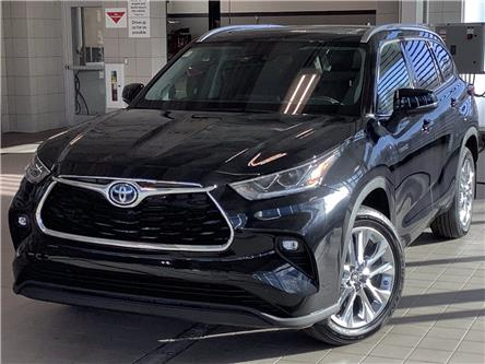 2020 Toyota Highlander Hybrid Limited (Stk: 22413) in Kingston - Image 1 of 30