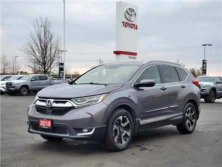 2018 Honda CR-V Touring (Stk: 21165A) in Bowmanville - Image 1 of 26