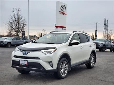 2018 Toyota RAV4 Hybrid  (Stk: P2594) in Bowmanville - Image 1 of 29