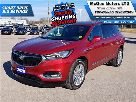 2020 Buick Enclave Essence (Stk: A200573) in Goderich - Image 1 of 30