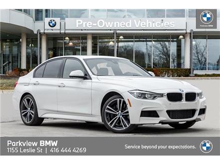 2017 BMW 340i xDrive (Stk: PP9531) in Toronto - Image 1 of 22