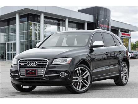 2014 Audi Q5 3.0 Technik (Stk: 20HMS1149A) in Mississauga - Image 1 of 25