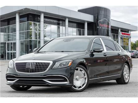 2019 Mercedes-Benz Maybach S 560 Base (Stk: 20HMS1306) in Mississauga - Image 1 of 40