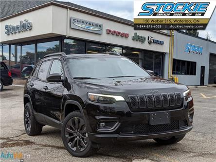 2021 Jeep Cherokee North (Stk: 35324) in Waterloo - Image 1 of 15