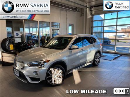 2016 BMW X1 xDrive28i (Stk: XU356) in Sarnia - Image 1 of 10