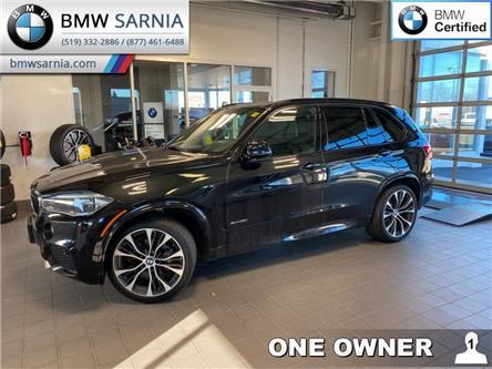 2017 BMW X5 xDrive35i (Stk: XU363) in Sarnia - Image 1 of 11