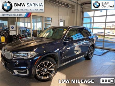 2018 BMW X5 xDrive35i (Stk: XU360) in Sarnia - Image 1 of 10