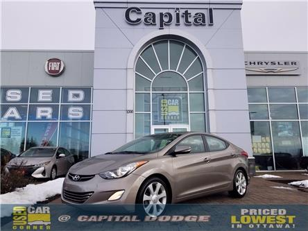 2013 Hyundai Elantra Limited (Stk: J00846A) in Kanata - Image 1 of 22
