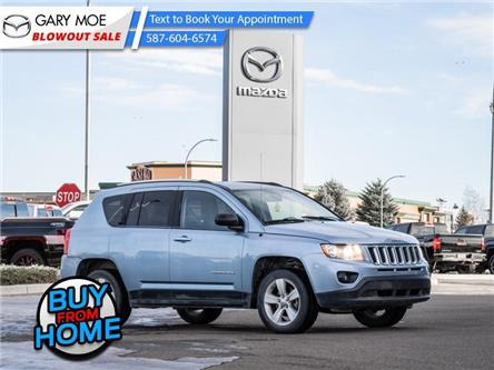 2013 Jeep Compass NORTH (Stk: ML0440AA) in Lethbridge - Image 1 of 21