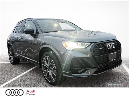 2021 Audi Q3 45 Progressiv (Stk: 21035) in Windsor - Image 1 of 30