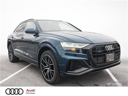 2021 Audi Q8 55 Progressiv (Stk: 21031) in Windsor - Image 1 of 30