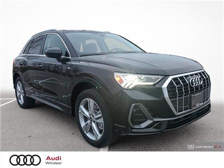 2021 Audi Q3 45 Technik (Stk: 21037) in Windsor - Image 1 of 30