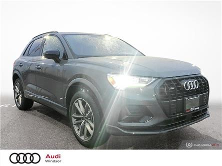 2021 Audi Q3 45 Komfort (Stk: 21034) in Windsor - Image 1 of 27