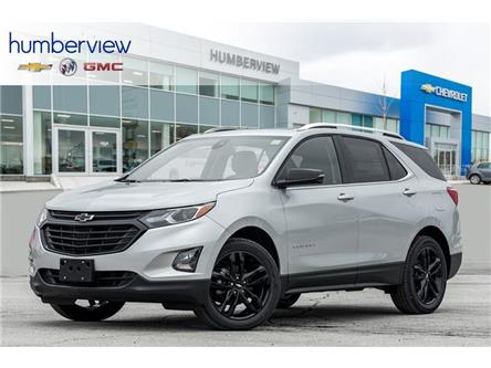 2021 Chevrolet Equinox LT (Stk: 21EQ017) in Toronto - Image 1 of 22
