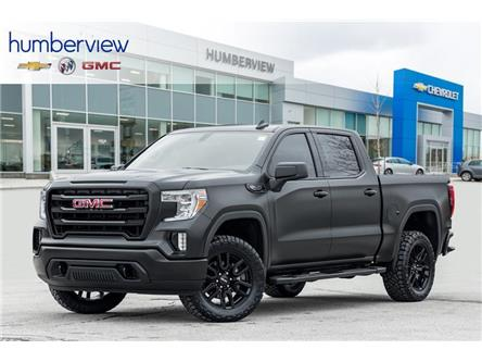 2021 GMC Sierra 1500 Elevation (Stk: T1K004) in Toronto - Image 1 of 22