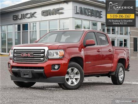 2016 GMC Canyon SLE (Stk: G1045A) in Kincardine - Image 1 of 27