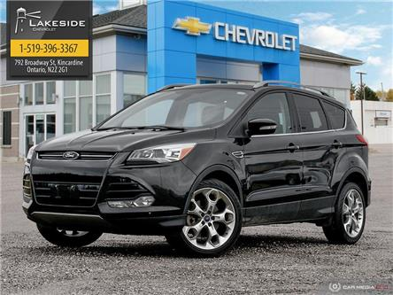 2014 Ford Escape Titanium (Stk: P6254) in Kincardine - Image 1 of 29
