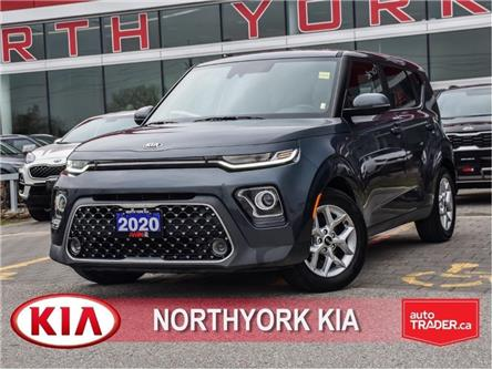 2020 Kia Soul  (Stk: P0285) in Toronto - Image 1 of 29