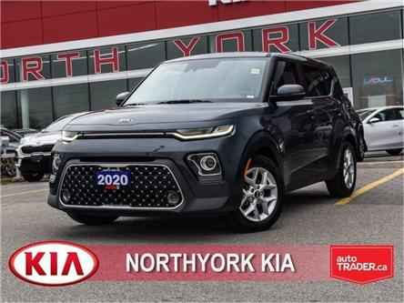 2020 Kia Soul  (Stk: P0283) in Toronto - Image 1 of 27